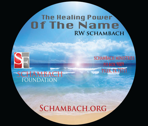 The Healing Power of the Name (CD)