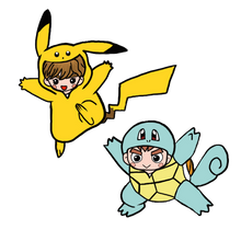 Load image into Gallery viewer, MARKSON,I CHOOSE YOU!