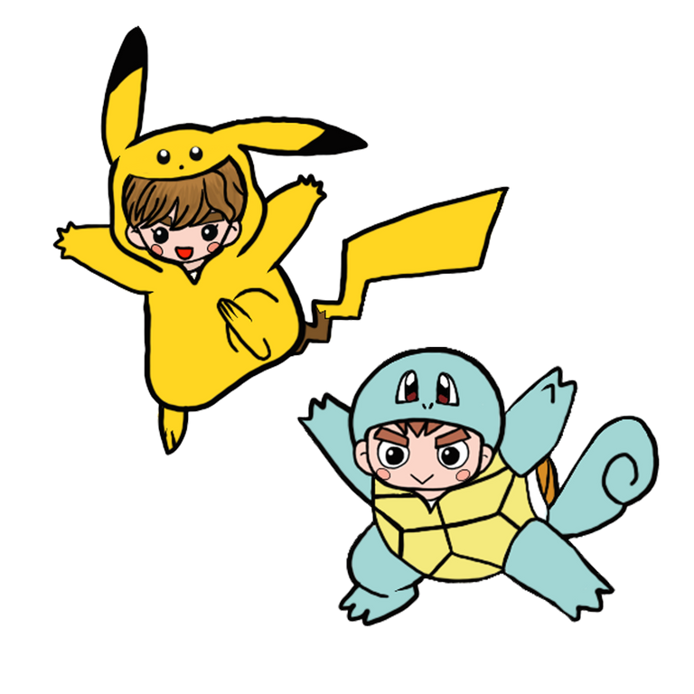 MARKSON,I CHOOSE YOU!
