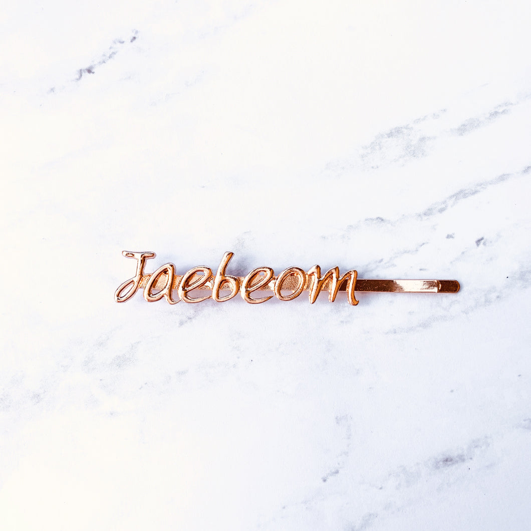Jaebeom Hair Pin