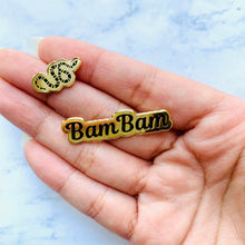 Load image into Gallery viewer, BamBam Birthday Pin Set