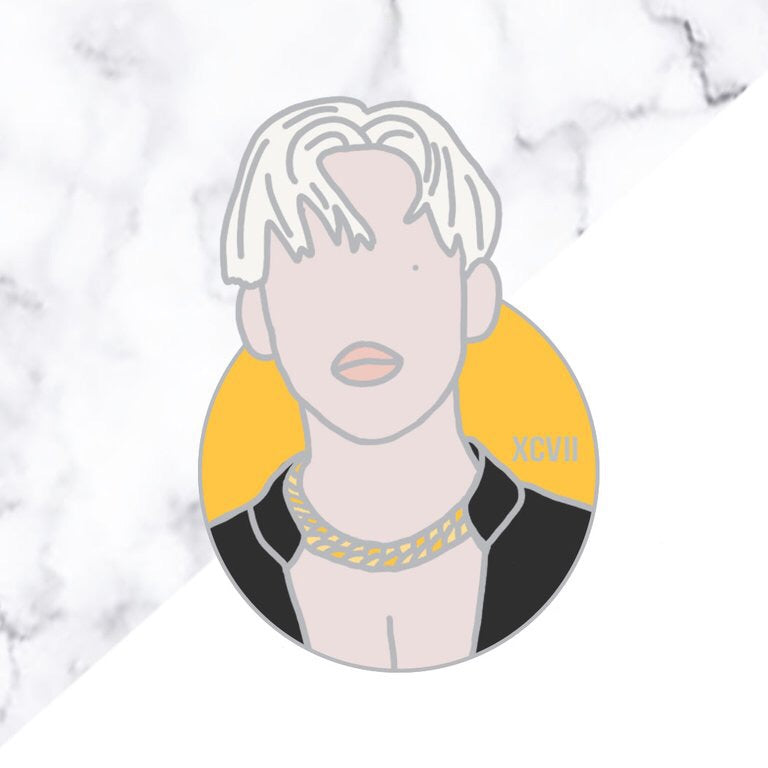GOT7 BamBam Birthday Pin