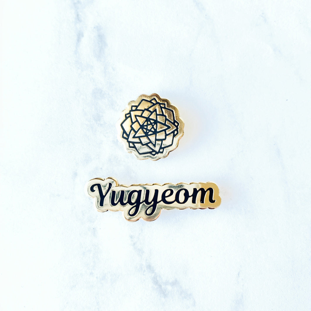Yugyeom Pin Set