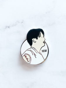 GOT7 September Birthday Enamel Pin