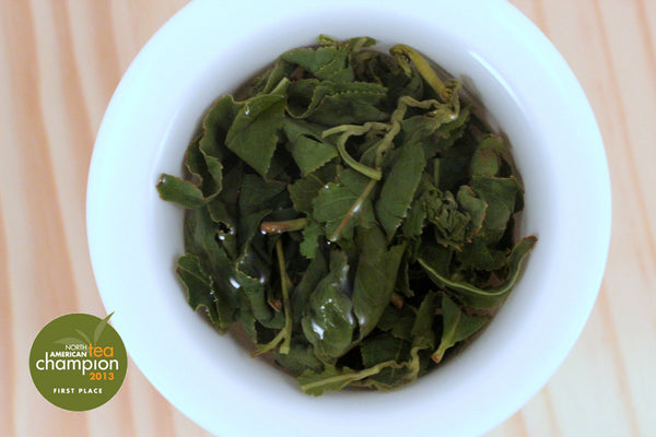 LiShan Oolong Tea, Winter 2020 - 梨山高山茶