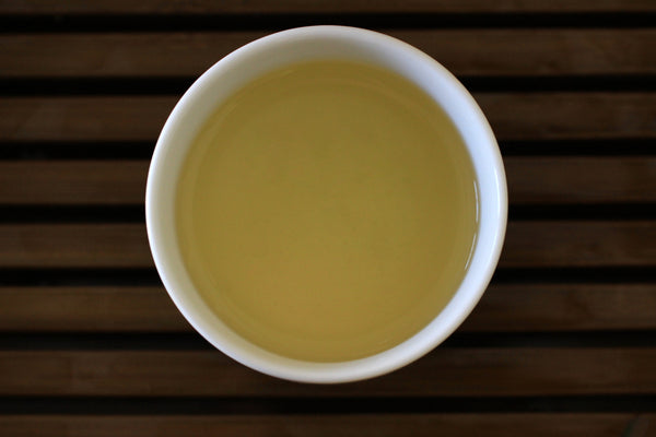 DaYuLing Oolong, Winter 2019 - 大禹嶺