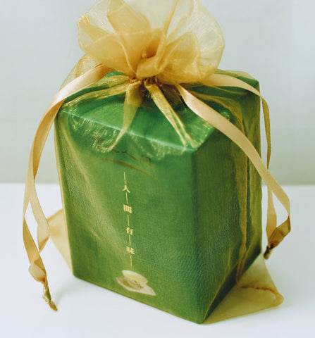Mountain Tea Green Box Gift Set