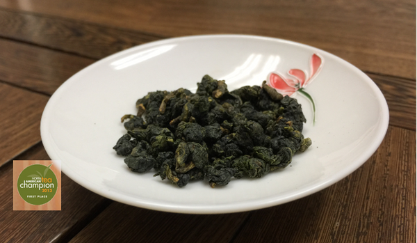 LiShan Oolong, Winter 2019 - 梨山高山茶
