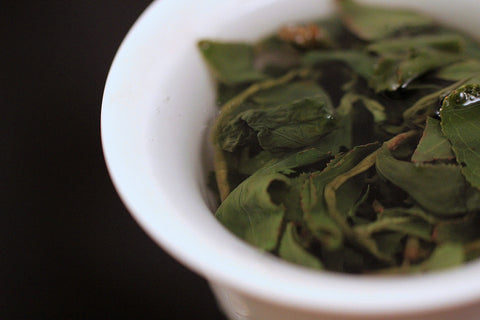 Mountain Oolong, Spring 2019
