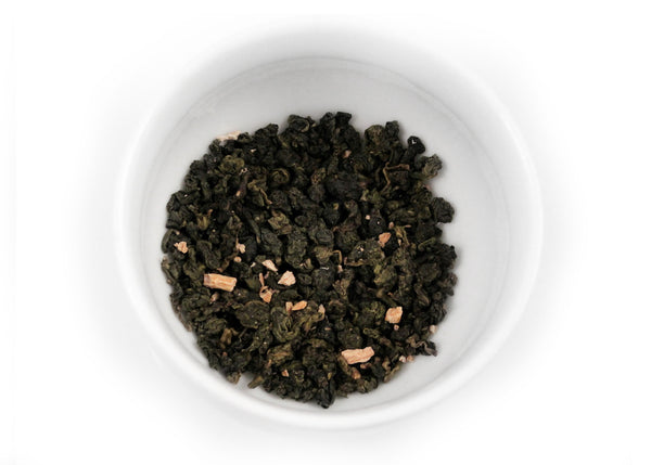 Ginseng Oolong Tea, Special, 2oz