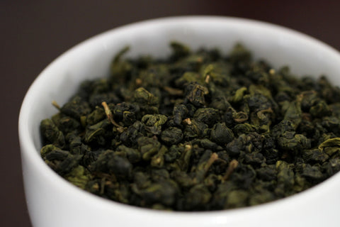 DaYuLing Oolong, Winter 2017 - 大禹嶺