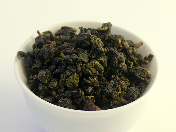 Mountain Oolong, Winter 2018