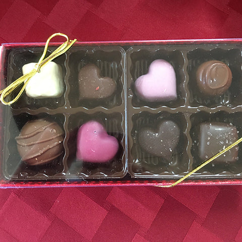 8 Count Assorted Chocolates