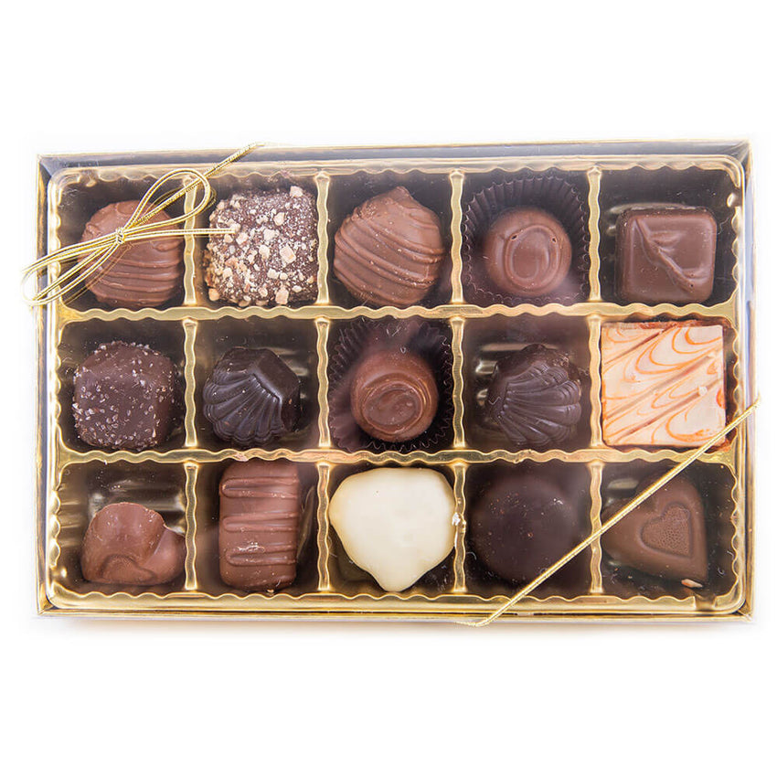 Assorted Chocolates Box (15 count)