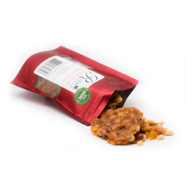 Peanut Brittle (4 Oz)