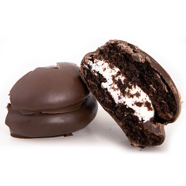 Chocolate Covered Whoopie Pie (1 count)