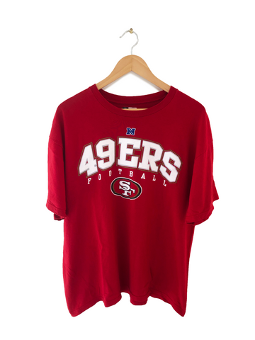 San Francisco 49ers Tee Red - Observatory