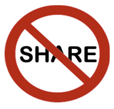 sharing is wrong