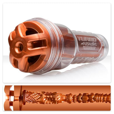 FLESHLIGHT TURBO COOPER TEXTURA IGNITION