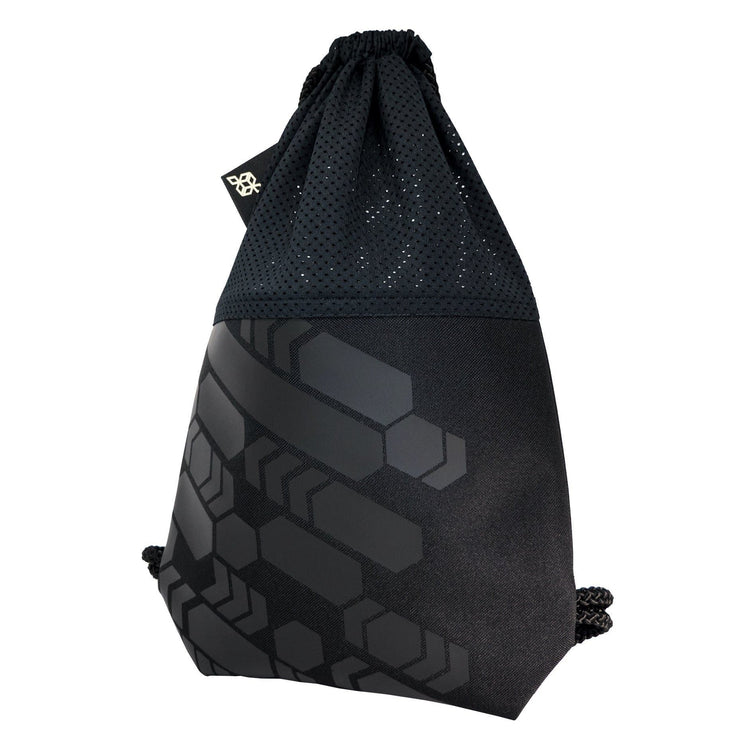 Black Attack Exaspeed Black fashion backpack handmade