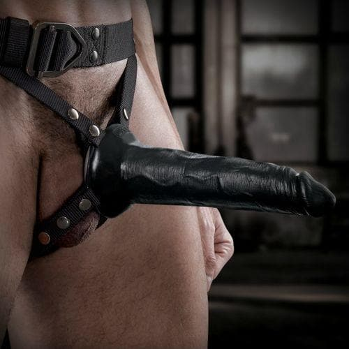 SIR RICHARDS ARNÉS CON STRAP DILDO HUECO