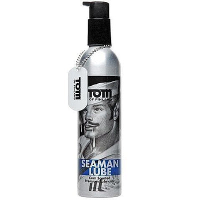 TOM OF FINLAND LUBRICANTE SABOR Y TEXTURA SEMEN 236 ML