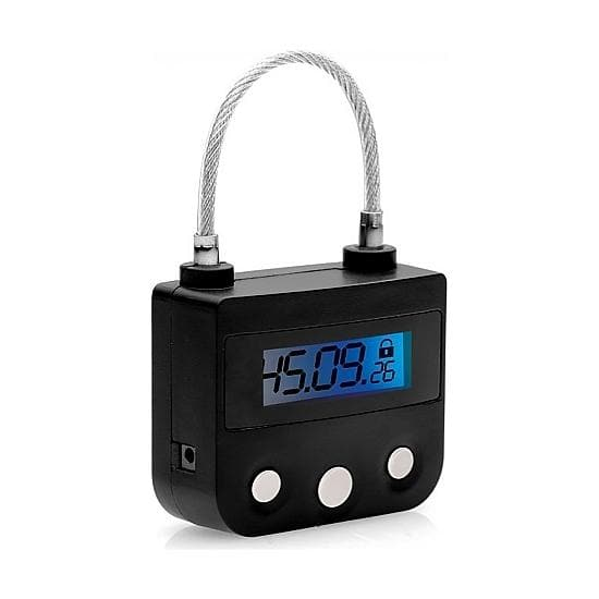 THE KEY HOLDER TIME LOCK