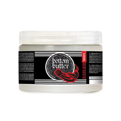 BOTTOM BUTTER LUBRICANTE 500 ML
