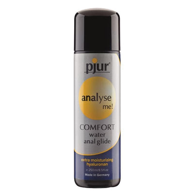 PJUR ANALYSE ME! LUBRICANTE ANAL COMFORT GLIDE 250 ML