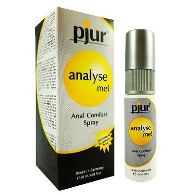 PJUR ANALYSE ME! SPRAY RELAJANTE 20 ML