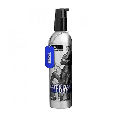 TOM OF FINLAND LUBRICANTE BASE AGUA 236 ML