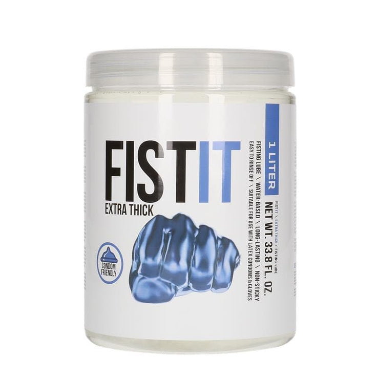 FIST IT LUBRICANTE EXTRA THICK 1000 ML