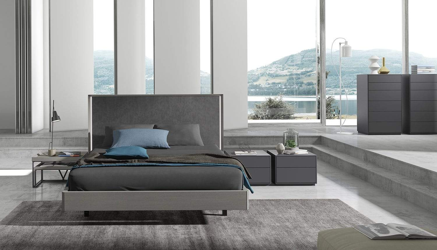 A.Brito Furniture Bedroom Sets Composition 507 Bedroom Collection