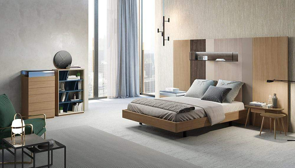 A.Brito Furniture Bedroom Sets Composition 511 Bedroom Collection