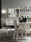 Alf Italia Dining Table Mont Blanc Dining Table
