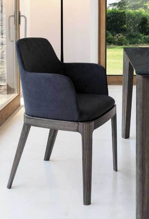 Bontempi Casa Margot Upholstered Arm Chair 40.45