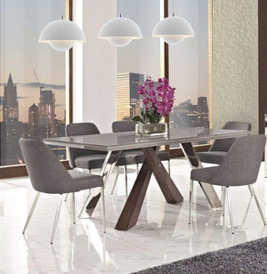 Creative Furniture Dining Room Vanda 8 Piece Dining Room Set