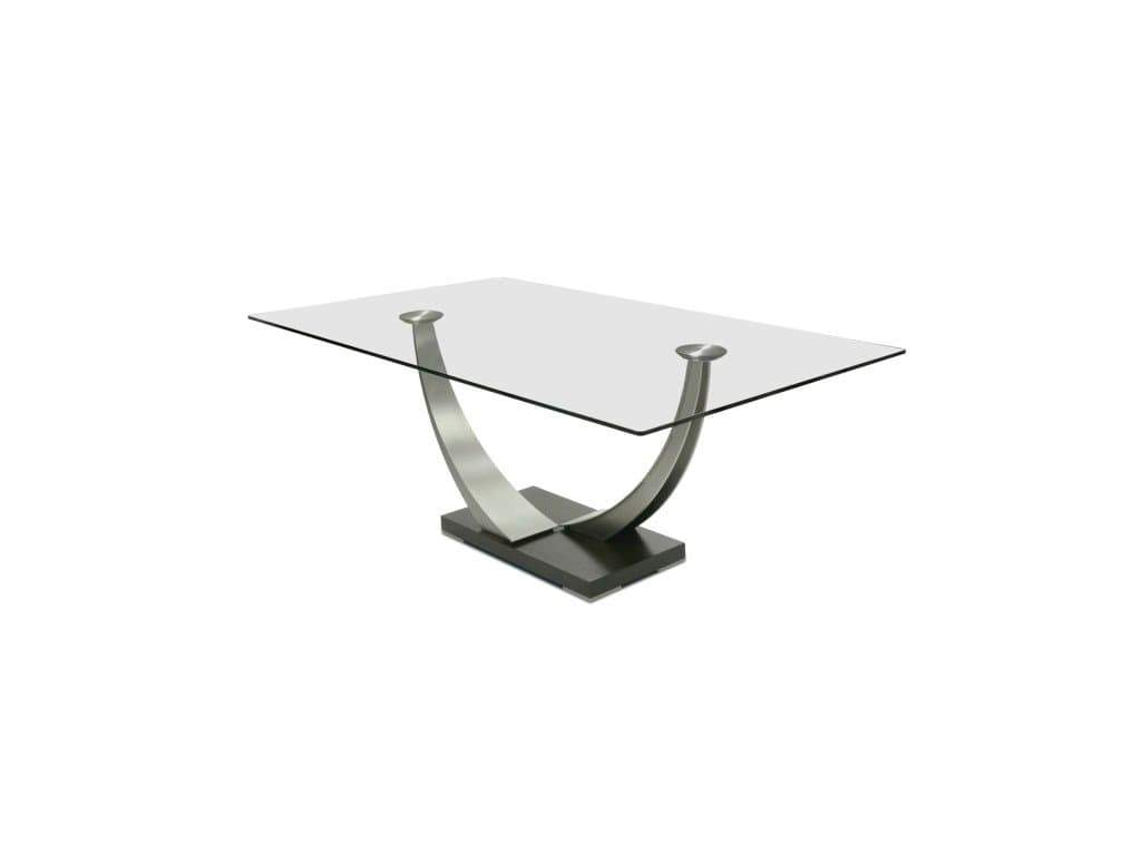 Elite Modern Dining Room 342REC Tangent Dining Table