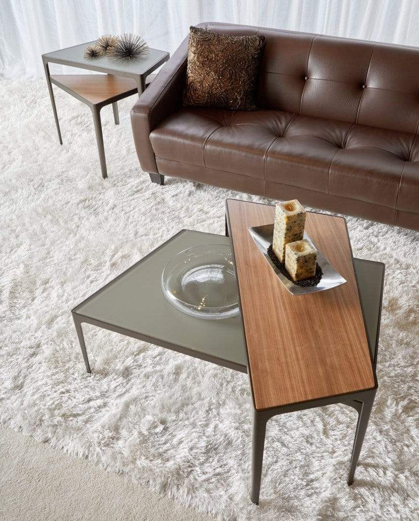 Elite Modern Duet 2063-H High Cocktail Table