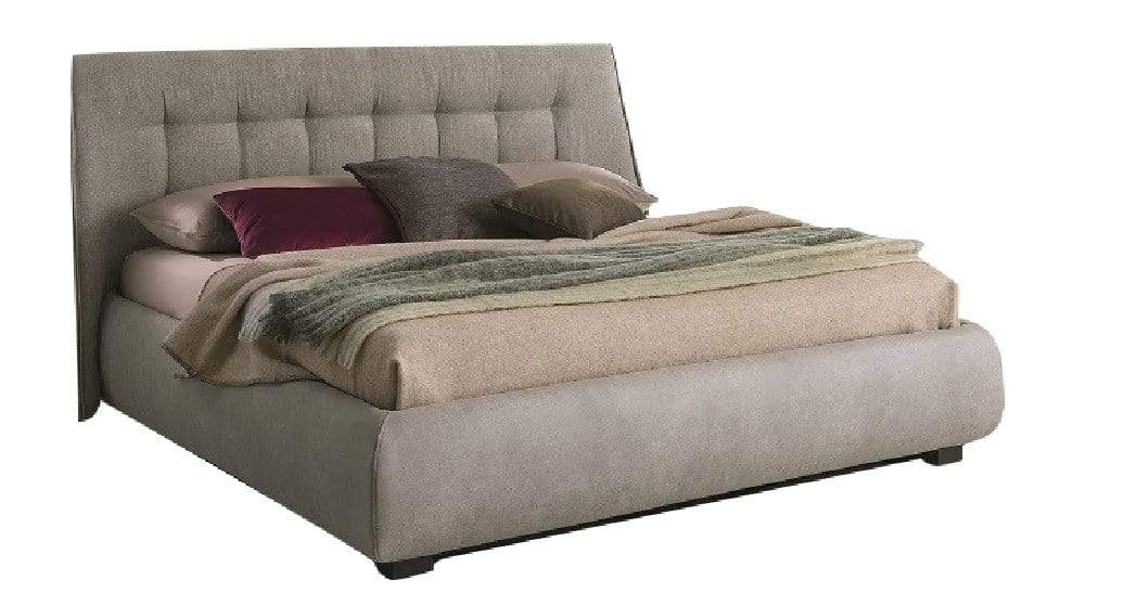 J and M Furniture Bed Guscio Premium Storage Bed