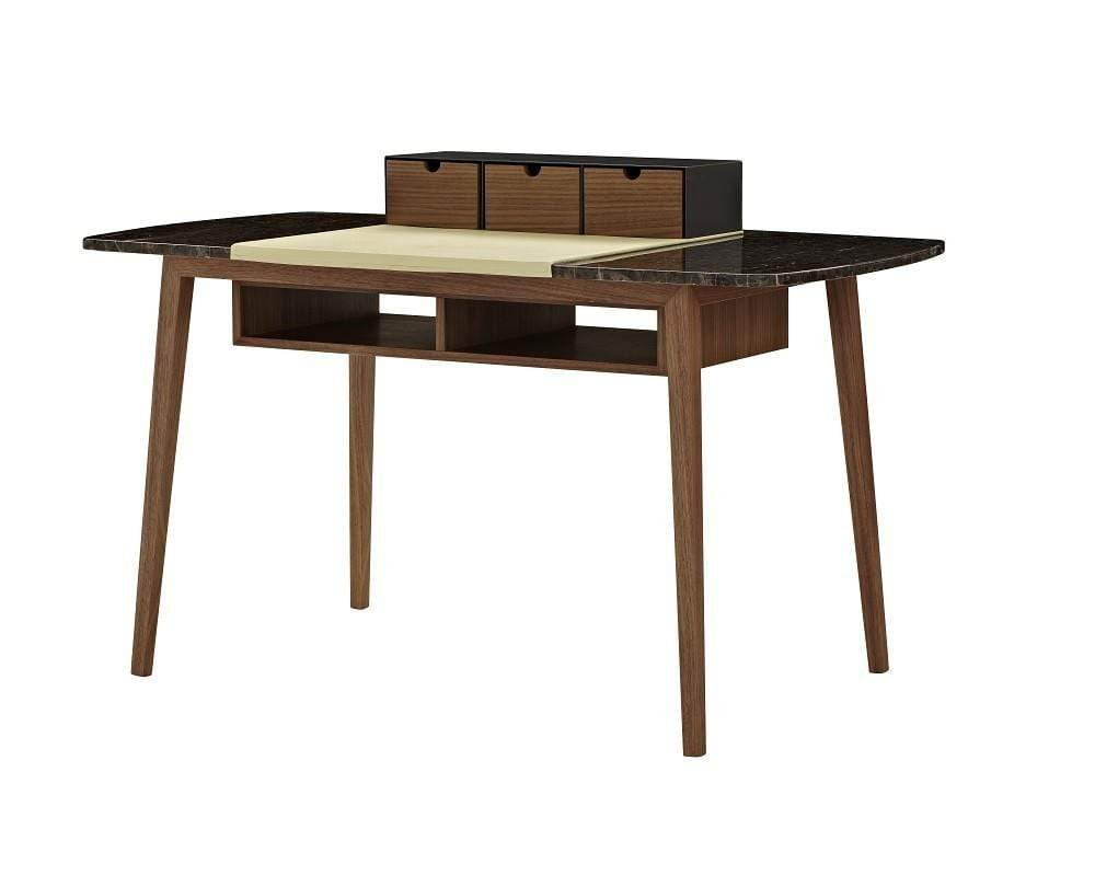 J and M Furniture Desk Dana Modern Office Desk