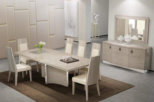 J and M Furniture Dining Room Giorgio Modern Dining Collection