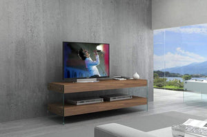 J and M Furniture TV Stand & Entertainment Centers Elm TV Base