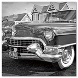 J and M Furniture Wall Art Classic Car II - SB-61297B