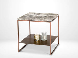 Stone International Table Billy Lamp Table (0245) - Stone International