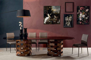 Tonin Casa Dining Room Colosseo Big Dining Table