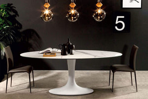 Tonin Casa Dining Table Imperial Dining Table