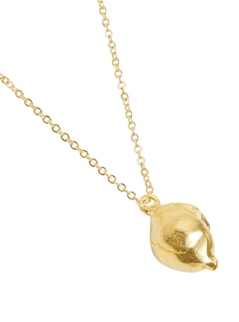 Sandralexandra - Lemon Gold Necklace with chain