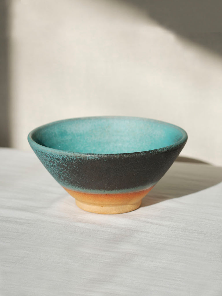 Artist Japanese ceramic bowl