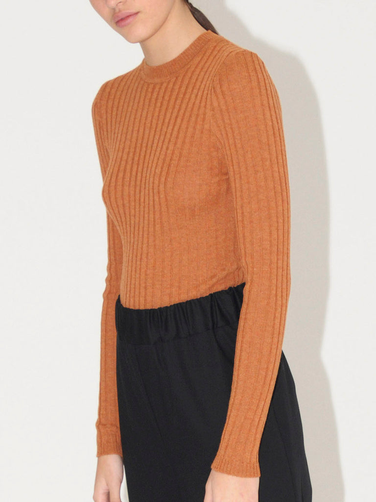 Diarte - VALLEY ribbed merino top